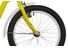 s'cool niXe 18  Børnecykel steel gul